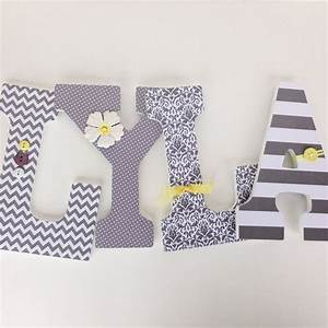 17 best images about baby shower decoration ideas on With baby shower wooden letters