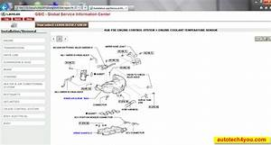 Lexus Is250 2005 Service Manual