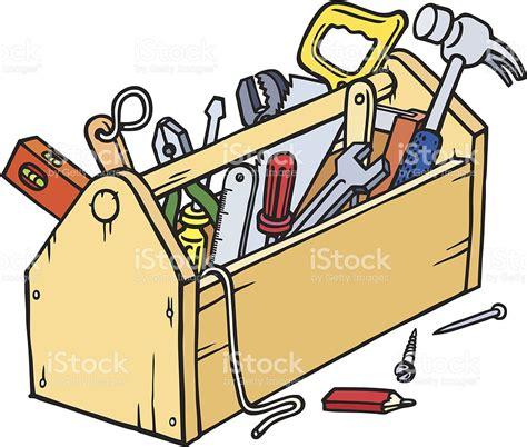 Clipart Werkzeugkasten