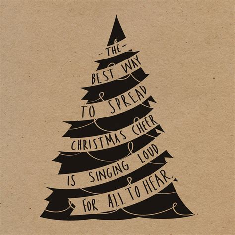 Great christmas quotes to add to your handmade christmas cards. Elf Quote Christmas Card By Old English Company | notonthehighstreet.com