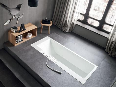vasche in corian ergo nomic vasca da bagno da incasso by rexa design