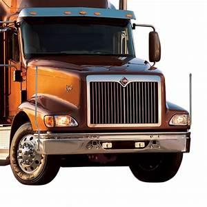 Freightliner  International  Peterbilt  Volvo Bumper Guides