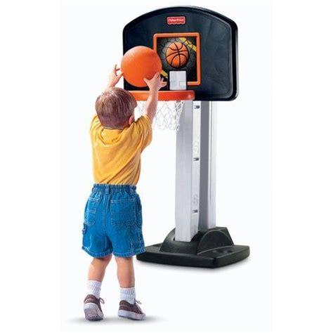 fisher price   play adjustable childrens basketball