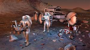 Human Voyages to Mars Pose Higher Cancer Risks - Universe ...