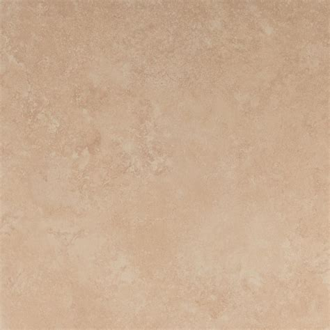 beige porcelain tile msi travertino beige 18 in x 18 in glazed porcelain floor and wall tile 15 75 sq ft case