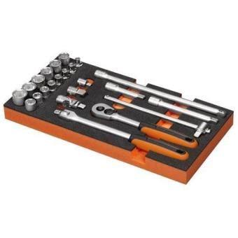 bahco cl 233 192 douille 3 8 module de rangement vide pour servante d atelier achat prix fnac