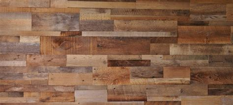 reclaimed wood wall paneling brown unsealed  sq ft