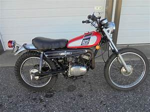 1976 Yamaha Dt125 Enduro No Title  Project  Matching