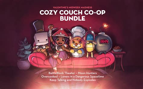 The Behemoth Blog Valentine's Cozy Couch Co-op Bundle