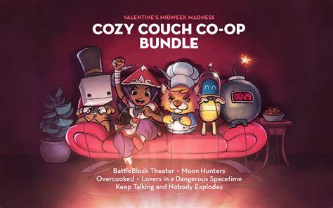 The Behemoth Blog Valentine's Cozy Couch Coop Bundle