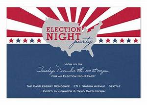 United States Election - Party Invitations by Invitation ...