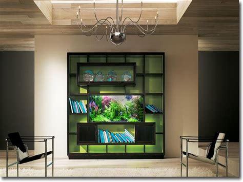 chambre ultra moderne 8 endroits propices où placer l aquarium maison