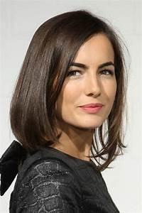 Coiffure Carré Mi Long : coiffure204 coiffure cheveux carr long ~ Melissatoandfro.com Idées de Décoration