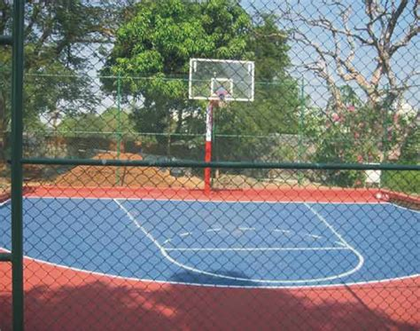 sundek sports systems indoor  outdoor basketball