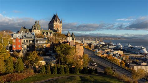 Quebec City Disappearing Agricultural Land National