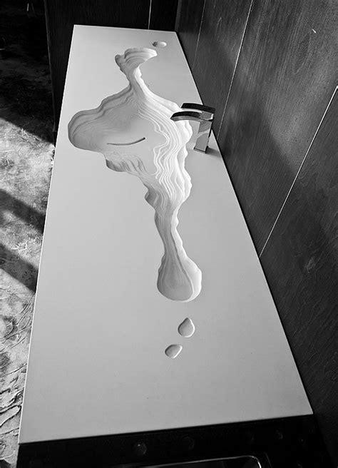 concrete bathroom sink diy 15 diy concrete ideas for a chic minimal design