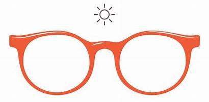 Responsive Blockers Glasses Transition Lens Photochromic Lenses