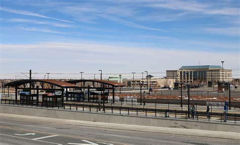 Aurora Metro Center station - Wikipedia