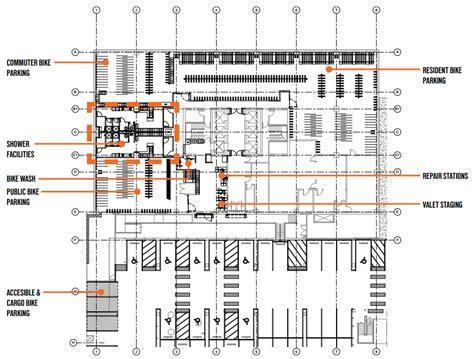 free floor plan layout lloyd district developers plan for free 12 hour bike valet