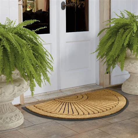 Sunburst Doormat by Sunburst Coco Door Mat Frontgate