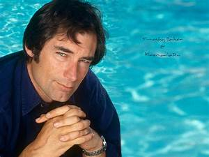 Timothy Dalton James Bond Wallpaper | www.imgkid.com - The ...
