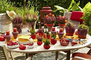 Beleuchtung Für Gartenparty : gartenparty mit heide heidetrends ~ Markanthonyermac.com Haus und Dekorationen