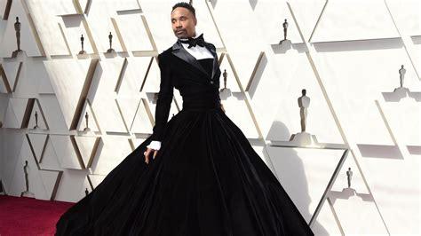 Oscars Billy Porter Christian Siriano Gown Women