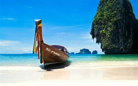 World Visits Thailand Beaches Wallpapers Hd Review