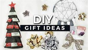 DIY Gift Ideas! Easy & Affordable Christmas Gifts ...