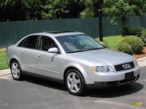 Audi A4 2003 : 2003 light silver metallic audi a4 3 0 quattro sedan 30935582 photo 13 car ~ Medecine-chirurgie-esthetiques.com Avis de Voitures