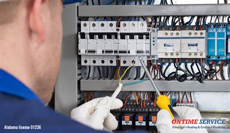 how to safely reset circuit breakers and fix blown fuses ontime service