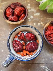 goji berries and cacao nibs