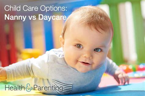 child care options nanny vs daycare health amp parenting 929 | Child Care Options Nanny vs Daycare