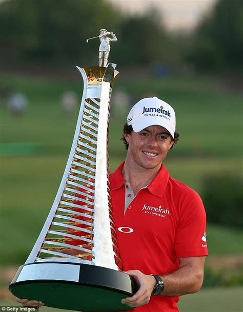 Rory McIlroy was like Tiger Woods at DP World Tour ...