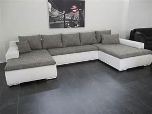 Couch Online Bestellen Günstig : wohnlandschaft 378cm weiss grau herzlich willkommen auf unserer homepage ~ Bigdaddyawards.com Haus und Dekorationen