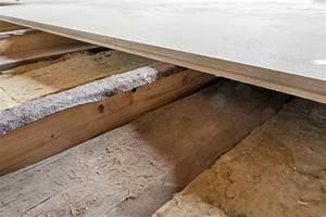 Estrich Auf Holzbalkendecke : historische holzbalkendecke trocken und schlank mit knauf gifa floor presto saniert ~ Watch28wear.com Haus und Dekorationen