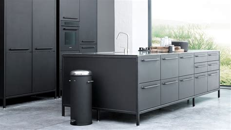 A Kitchen To Match Your Waste Bin…