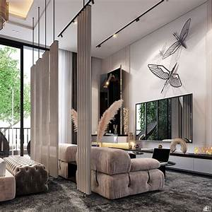 Master, Bedroom, On, Behance, In, 2021
