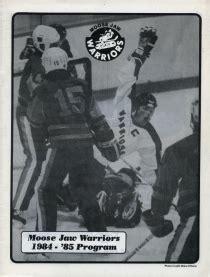 1984-85 Western Hockey League [WHL] standings at hockeydb.com