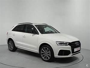 Audi Q3 Business Line : audi q3 4x4 black line edition 2 0 tdi 110kw 150cv diesel ~ Melissatoandfro.com Idées de Décoration