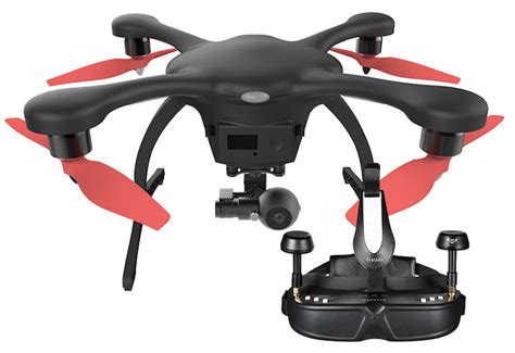 ehang ghostdrone  vr review  drone   person view vr goggles gearopen