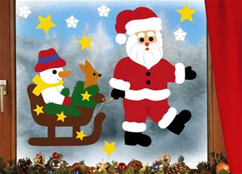 Fensterbilder Weihnachten Kindergarten by Weihnachten Barbaras Bastelwelt