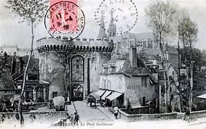 Porte Cartes Postales : photo chartres 28000 la porte guillaume vers 1906 carte postale ancienne chartres ~ Teatrodelosmanantiales.com Idées de Décoration