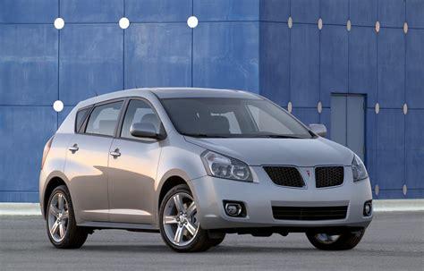 2009 Pontiac Vibe Conceptcarzcom