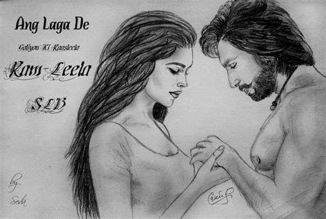 What Are Some Examples Of Drawings/sketches Of Bollywood