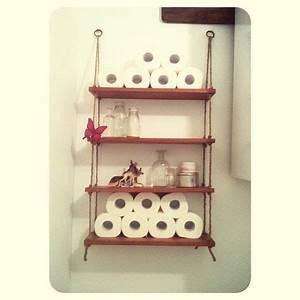 Etagere Suspendue Ikea : tag re suspendue 33 id es et tuto pour la fabriquer maison ~ Melissatoandfro.com Idées de Décoration