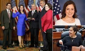 uss youngest  congresswoman elise stefanik reveals
