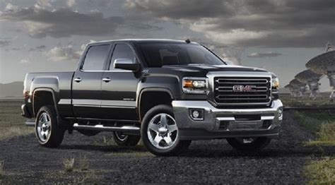 2018 Gmc Sierra 2500  Hd, Review, Redesign, Engine, Changes