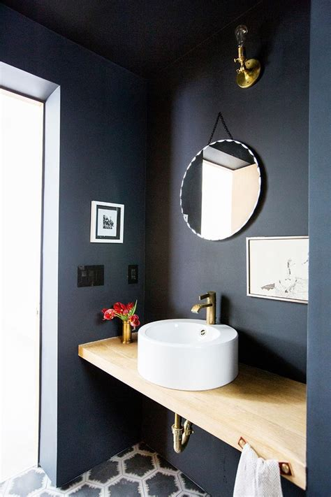 4 bathroom paint colors interior designers swear by mydomaine