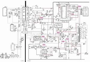 Schematic Diagrams  Ctv Smps Circuit Diagram